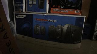 Minicomponente Samsung