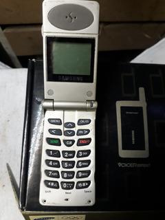 Celular Samsung Voicer Compact Não Liga