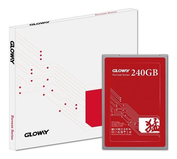 Hd Ssd 240gb Sata 3 Gloway Kp-u9 2.5 - Ideal P/ Pc Notebooks
