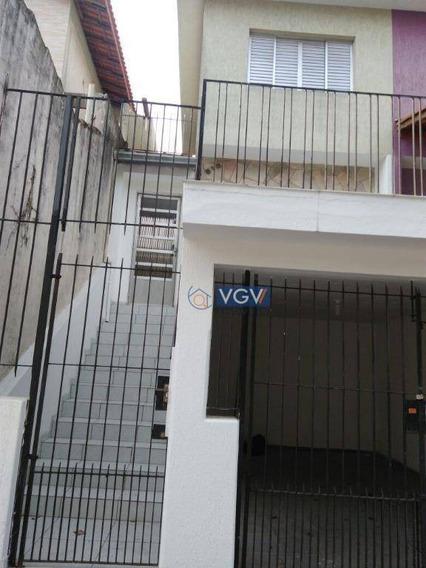 Casa Com 2 Dormitórios À Venda, 133 M² Por R$ 425.000,00 - Assunção - São Bernardo Do Campo/sp - Ca0544