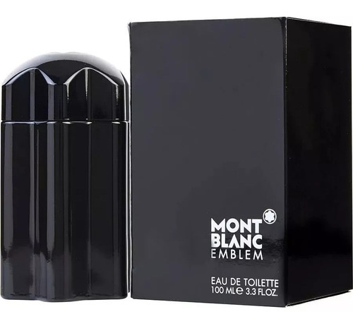 Perfume Mont Blanc Emblem  Hombre 100ml - L a $850