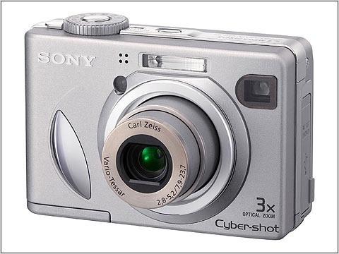 Cámara Digital Sony Cyber Shot 5.1