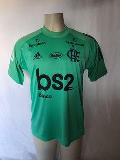 Camisa Rara Treino Flamengo Exclusiva Jogador 2020 Raridade