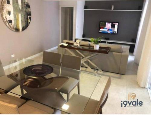 Apartamento Com 3 Dormitórios À Venda, 122 M² Por R$ 800.000,00 - Jardim Das Indústrias - São José Dos Campos/sp - Ap2464