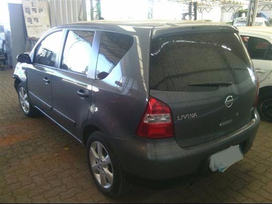 Nissan Livina Sucata Peças - Cambio Motor Porta Capo Eixo