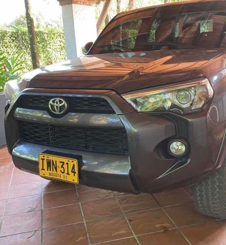 Toyota 4runner 2016 4.0 Sr5 Fl