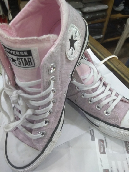 Zapatillas Converse All Star Talle 34/35 Casi Sin Uso!!!
