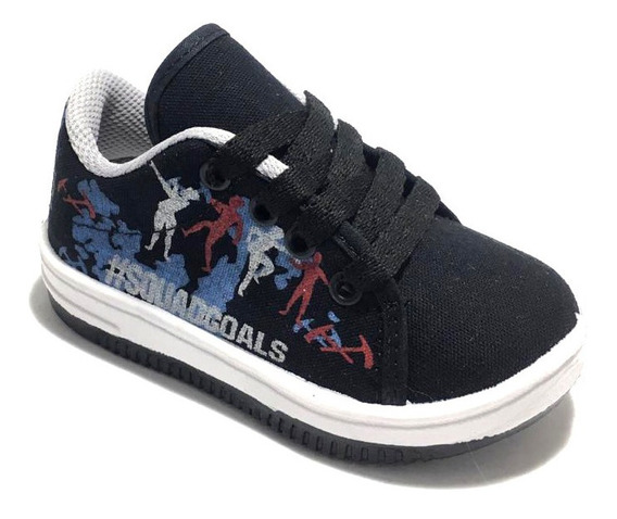 Zapatillas De Niños Niñas Urbanas Fortnite (34/334)