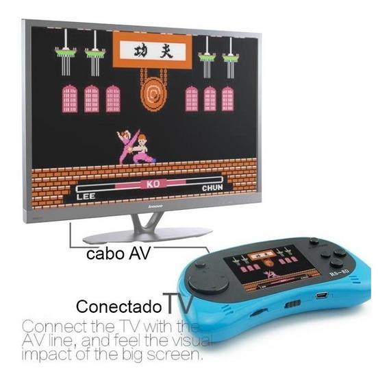 Video Game Retrô, 260 Jogos Clássicos No Mini Game Ou Tv