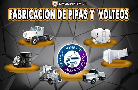Fabricaciones De Pipas Hechos A Tu Medida! Camiones,pipas