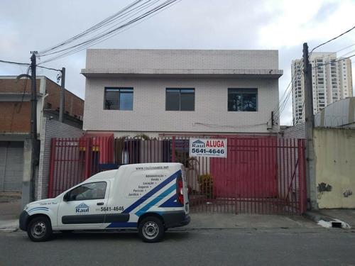 Imagem 1 de 13 de Locação Galpão - Socorro, São Paulo-sp - Rr4313