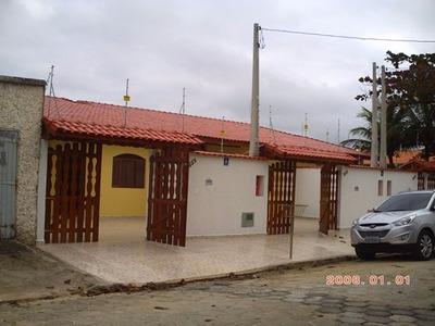Casa Balneário Santa Júlia Itanhaém Cod. 437