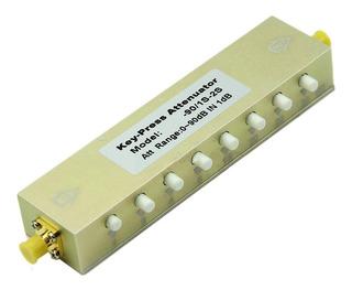 Variable Atenuador De Rf 0-2.5 Ghz Serie 90/1s-2s -90db 5w