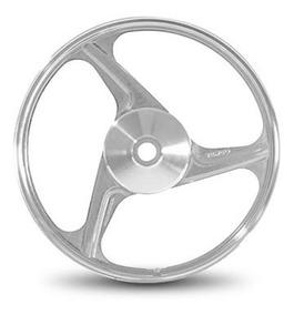Roda Aluminio Dianteira Temco Centauro Cinza Cg 150 Esd