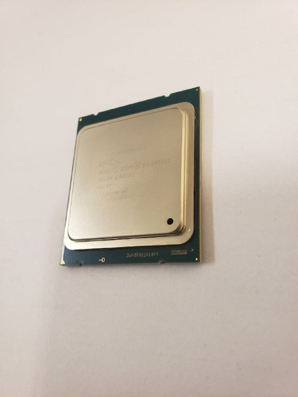 Processador Xeon E5-2630v2 2.6ghz