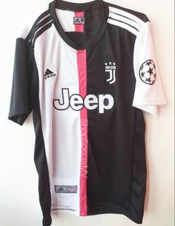 Camisas Juventus 2019 2020 Caballeros Ronaldo Sin Dorsal
