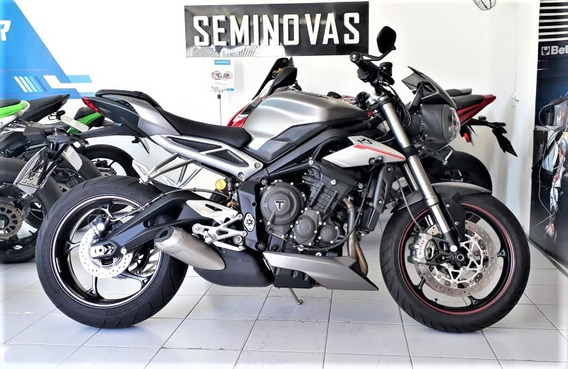 Triumph Street Triple 765 Rs 2018