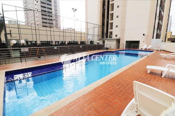 Apartamento Com 3 Dormitórios À Venda, 69 M² Por R$ 290.000,00 - Setor Negrão De Lima - Goiânia/go - Ap1331