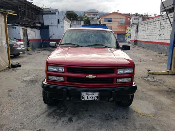 Chevrolet Blazer Grand Blazer 4x4 T/a