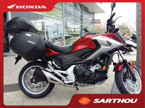 Honda Nc 750 X Abs 2017 0km Incluye Accesorios Sarthou
