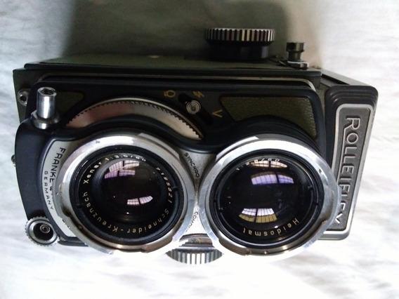 Câmera Fotográfica Rolleiflex Baby