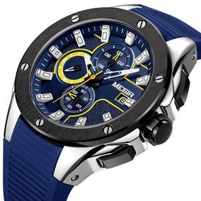 Relojes Deportivos Casuales Para Hombres Reloj De Cuarzo Pa