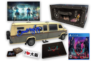 Devil May Cry Collectors Edition Ps4 Envio Inmediato!!!!