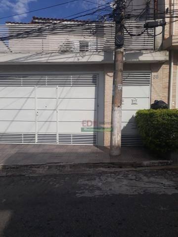 Imagem 1 de 16 de Sobrado Com 3 Dormitórios À Venda, 125 M² Por R$ 499.000,00 - Vila Júlia - Poá/sp - So1642