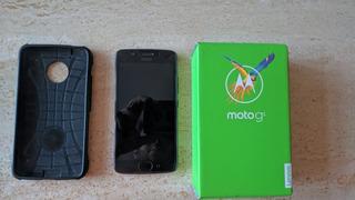 Celular Moto G5 Doble Sim, Desbloqueado, 32gb