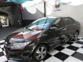 Honda City 2015 Ex 1.5 Flex Automático 20 Mil Km Top Top