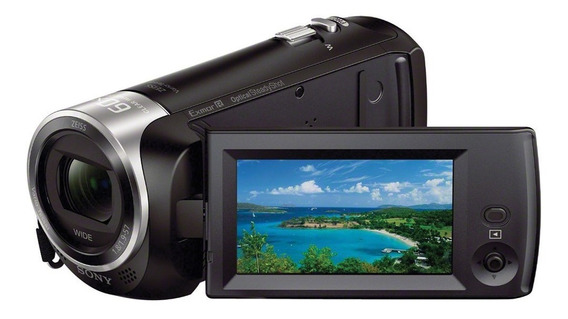 Filmadora Sony Hdr-cx405 Full Hd Com Nf
