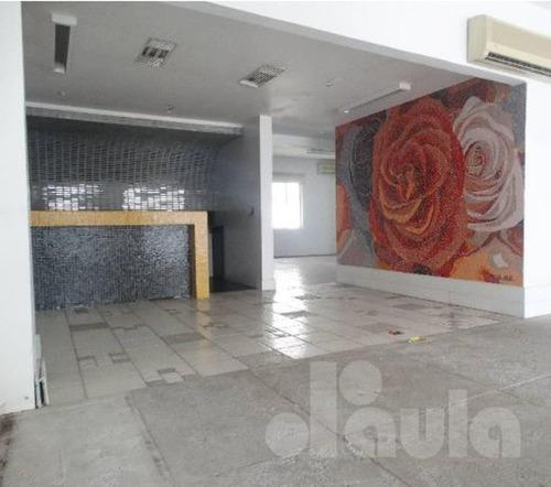 Salão Comercial 432m² Para Alugar - Centro De Santo André - 1033-11966