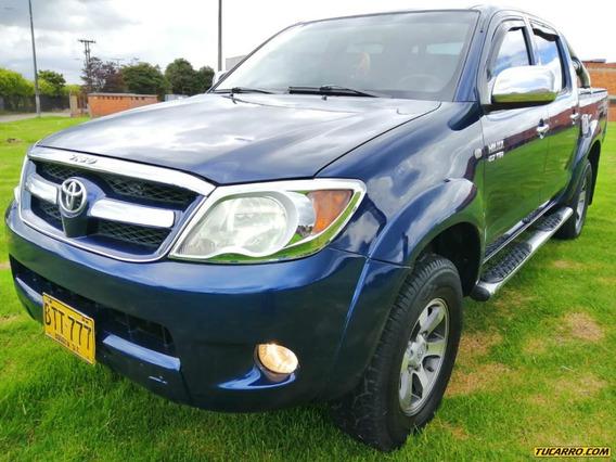Toyota Hilux Vigo 2.7 4x4