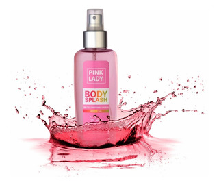 Body Splash Afrodisiaco Pink Lady