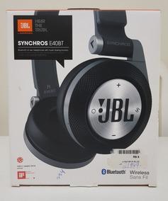 Headset Bluetooth Jbl Synchros E40bt