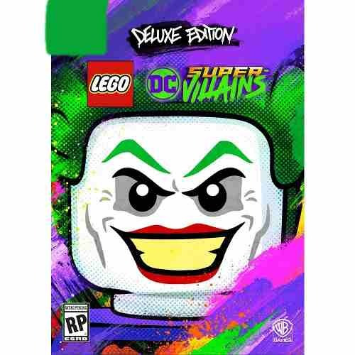 Lego Dc Supervillains Pc Steam Desconectado