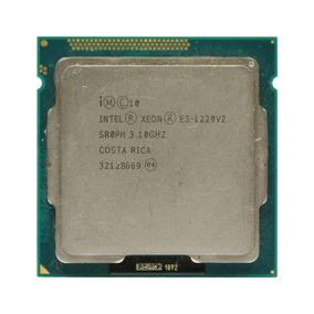 Processador Intel Xeon E3-1220v2 Cache 8m 3,10 Ghz - Usado