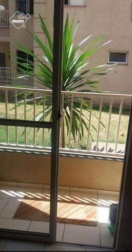Apartamento À Venda Ipiranga - Ribeirão Preto/sp - Ap2952