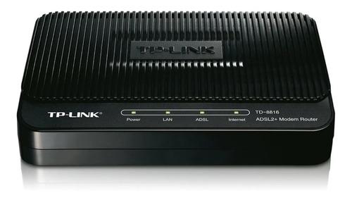 Imagen 1 de 3 de Módem Tp Link 8616 Compatible Con Cantv
