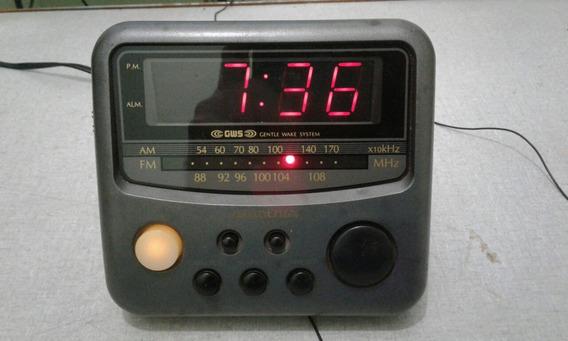 Rádio Relógio Soundesign - Frete Grátis