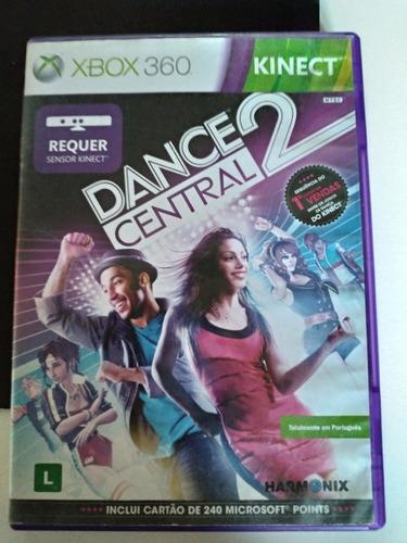Imagem 1 de 2 de Jogo Dance Central 2 Xbox 360