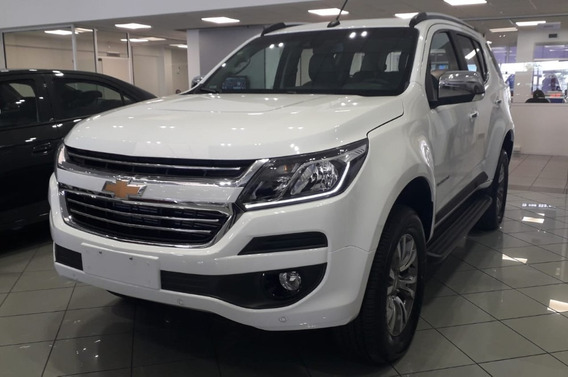 Chevrolet Trailblazer 2.8 4x4 At Ltz Tdci 200cv Retira Ya!mz