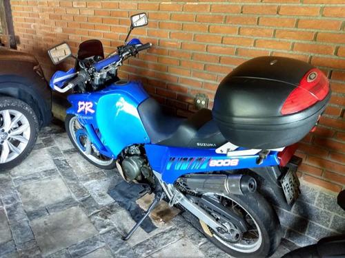 Suzuki Dr 800s 95 Em Perfeito Estado E Com Banco Customizado