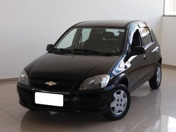 Chevrolet Celta 1.0 Lt Preto 8v Flex 4p