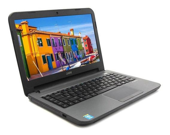 Notebook Dell Latitude 3440 Intel Core I5 8gb 500gb Dvd Wifi