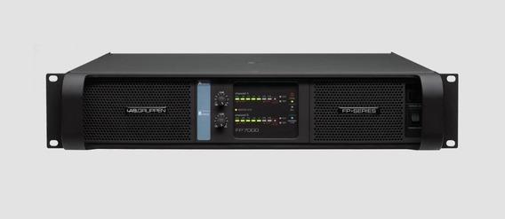 Amplificador Potencia Lab Gruppen Fp7000 Original 7000w Rms