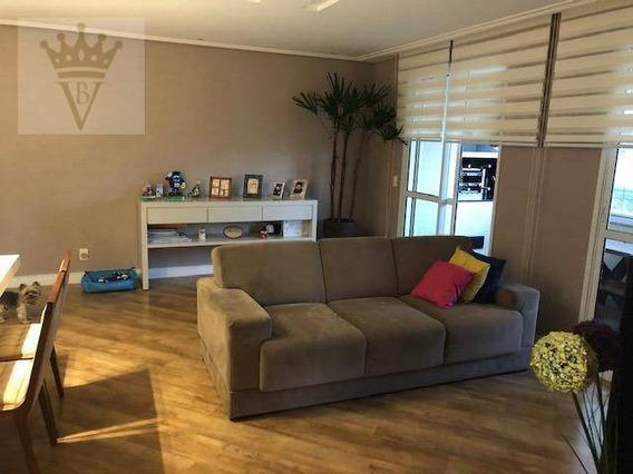 Apartamento Com 2 Dormitórios À Venda, 77 M² Por R$ 565.000,00 - Tatuapé - São Paulo/sp - Ap2588