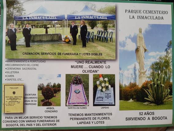 Cementerio Jardines La Inmaculada Suba