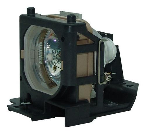 Lámpara Con Carcasa Para 3m X55 Proyector Proyection Dlp