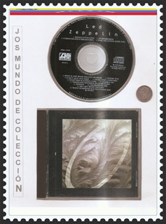 Led Zeppelin - Cd Original - Un Tesoro Musical